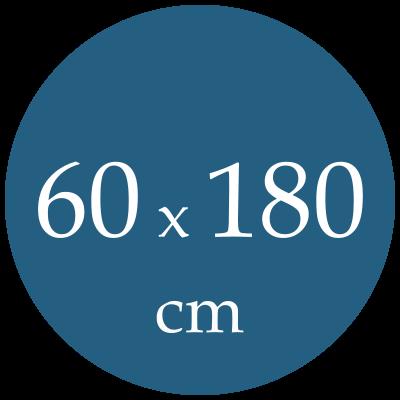Rozmer karimatky 60x180