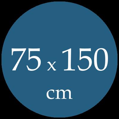 Rozmer spacieho vaku  75x150