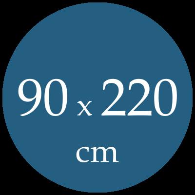 Rozmer spacieho vaku  90x220